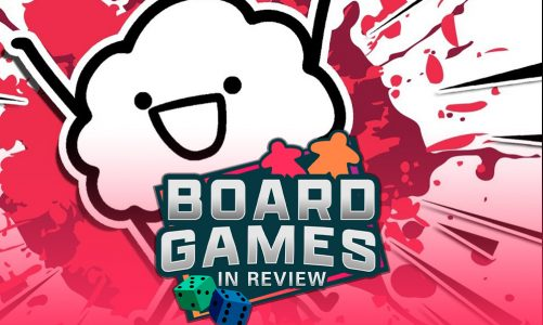 Board Game Review – Muffin Time