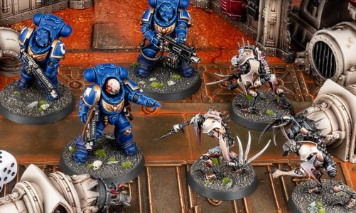 Heavy Intercessors and Flayed Ones incoming!