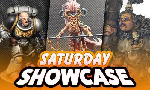 Saturday Showcase!