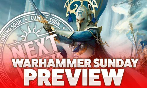 Warhammer Sunday Preview