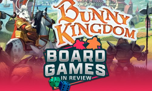Board Game review – Bunny Kingdom