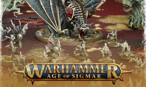 Building a Flesh Eater Courts army – Basics