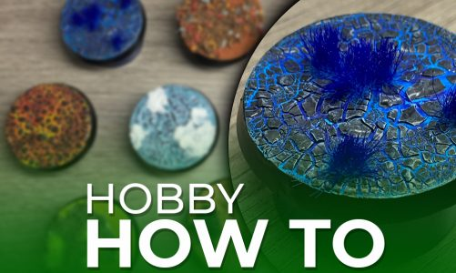 Hobby How To – Bases Part 4!