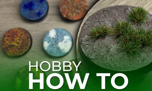 Hobby How To – Bases Part 6!