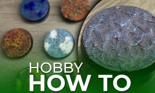 Hobby How To – Bases Part 10!