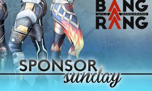 Sponsor Sunday! WildBangarang