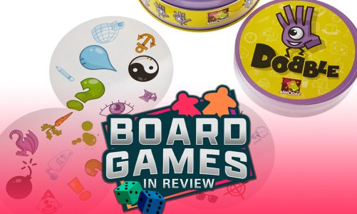 Board Game Review – Dobble