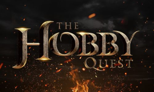 It's time for a quest…